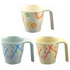 【介護用 コップ マグカップ 福祉 食事 食器 軽量 食洗機】アメニティーカップ