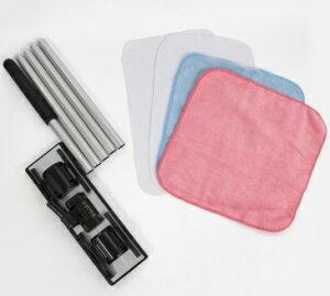 モップの達人 モップ 掃除用品 フローリング 床 立ったまま 雑巾がけ 雑巾掛け モップ掃除 フロアモップ フローリングモップ モップがけ グッズ おすすめ 人気