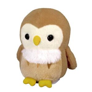 OST まねまね フクロウ ぬいぐるみ 動くぬいぐるみ 電子ペット 動くおもちゃ 鳥 おもちゃ グッズ おすすめ 人気