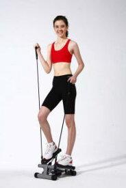 【限定クーポン】ミニステッパー パワーバンド付 IMC-26 ステッパー 健康器具 ダイエット 足踏み フィットネス ダイエットステッパー フィットネスステッパー 足踏みステッパー グッズ おすすめ 人気