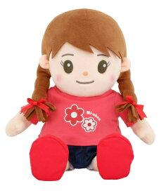 【即納】【あす楽対応】【プレゼント付】みーちゃん 人形 おしゃべりみーちゃん おもちゃ 電子玩具 ぬいぐるみ しゃべる しゃべる人形 音声認識人形