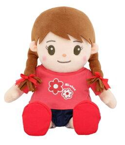 【即納】【あす楽対応】【プレゼント付】みーちゃん 人形 おしゃべりみーちゃん おもちゃ 電子玩具 ぬいぐるみ しゃべる しゃべる人形 音声認識人形 父の日 グッズ 人気