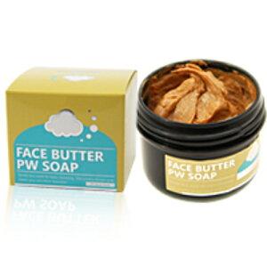 フェイスバター生洗顔PWソープ