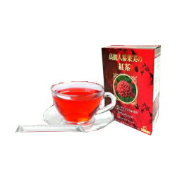 【限定クーポン】高麗人参 果実の紅茶 2g×30包
