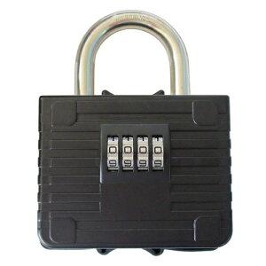 キーストックBIG NS-1264 錠 ロック かぎ キーボックス 防犯 セーフティ 防犯関連グッズ 小物 一時保管 伝言メモ紙 メモリースティック 自動車キー カードキー 鍵管理