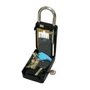 緊急開錠キー付 キーストックEK N-2364 錠 ロック かぎ キーボックス 防犯 セーフティ 防犯関連グッズ 小物 一時保管 鍵の収納BOX 自動車キー カードキー 鍵管理