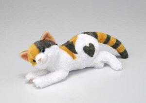 【プレゼント付】なでなでねこちゃんDX2 三毛猫のオス 電子ペット ぬいぐるみ 鳴くぬいぐるみ 鳴くおもちゃ 猫 三毛猫 おもちゃ