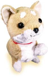 OST あそぶの大好き 柴犬 まめ太 ぬいぐるみ 動くぬいぐるみ 電子ペット 動くおもちゃ 犬 おもちゃ 動く犬