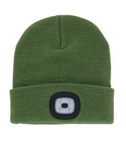 【限定クーポン】NIGHT SCOUT ナイトスカウト LED Beanie ビーニー ニット帽 メンズ帽子 レディース帽子 キャップ 帽子 LEDライト付き 冷え対策 保温グッズ 冷え性 冷え性対策 防寒グッズ