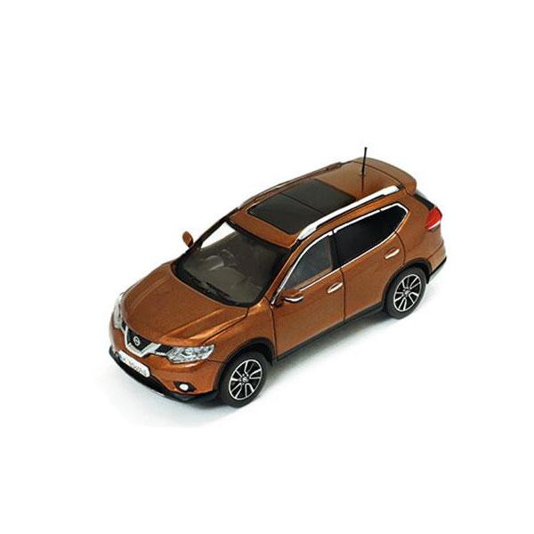 【直送品】【代引き不可】Premium-X/プレミアムX 日産 X-TRAIL エクストレイル 2014 オレンジ 1/43スケール PRD419ご注文後2〜3営業日後の出荷となります