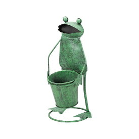 【直送品】【代引き不可】アニマルプランター Frog 10-58KKご注文後3〜4営業日後の出荷となります