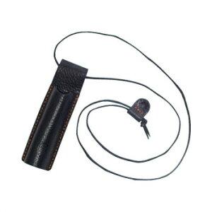 【直送品】【代引き不可】トスカーナ本革ネックストラップペン差し 黒 RZT-NSP-01ご注文後5〜6営業日後の出荷となります