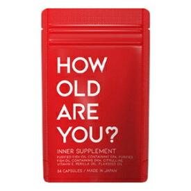【限定クーポン】HOW OLD ARE YOU? ハウオールドアーユー
