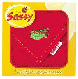 【ポスト投函】【送料無料】Sassy サッシー ミニタオル レッド (SA-2401)【内祝い】【お返し】【お祝い】【ギフト】【ご挨拶】【法事】【結婚】【ラッキーシール対応】