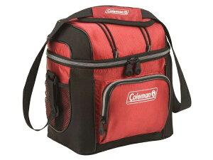 Coleman コールマン ソフトクーラー・ランチボックス (赤) 缶ジュース9本分