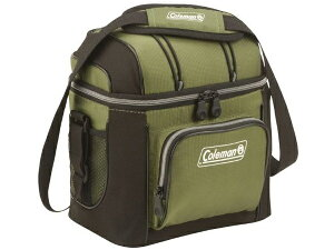 Coleman コールマン ソフトクーラー・ランチボックス (緑) 缶ジュース9本分
