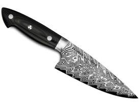 Zwilling ツヴィリング ボブ・クレイマー ダマスカス16cmシェフナイフ 牛刀 Bob Kramer シリーズ ボブクレーマー 包丁