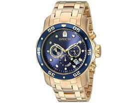 Invicta インビクタ Pro Diver 0073 男性用48mm腕時計・クロノグラフ プロダイバー・シリーズ おすすめです♪