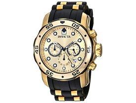 Invicta インビクタ Pro Diver 17885 男性用48mm腕時計・クロノグラフ プロダイバー・シリーズ おすすめです♪