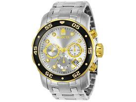 Invicta インビクタ Pro Diver 80040 男性用48mm腕時計・クロノグラフ プロダイバー・シリーズ おすすめです♪