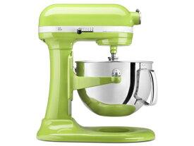 【2-5年保証・日本語訳・変換プラグ付】 KitchenAid キッチンエイド 6QTスタンドミキサー (グリーンアップル) プロフェッショナルモデル 【プロフェッショナル600シリーズ】 おすすめです♪