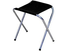 Stansport スタンスポーツ キャンプ・スツール (黒) 軽量アルミニウム製折りたたみ椅子