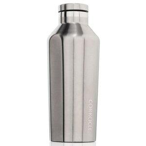 【CORKCICLE/コークシクル】 CANTEEN キャンティーン 保冷保温 ステンレスボトル 270ml シルバー 2009BS