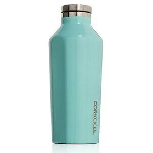 【CORKCICLE/コークシクル】 CANTEEN キャンティーン 保冷保温 ステンレスボトル 270ml ターコイズブルー 2009GT