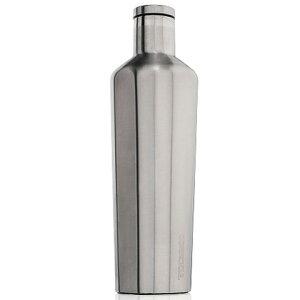 【CORKCICLE/コークシクル】 CANTEEN キャンティーン 保冷保温 ステンレスボトル 750ml シルバー 2025BS