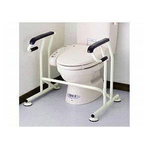 キヨタ トイレサポート KT−100【介護用品 福祉用具 排泄関連 トイレ 手すり バリアフリー 介護 福祉】