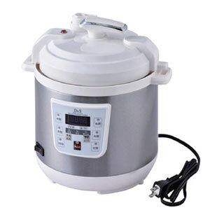 D&S電気圧力鍋 STL-EC50 2.5L【レシピ 圧力なべ 正規品 ガラス蓋 使いやすい 簡単 肉じゃが 煮込み 再入荷 電機 電気 圧力鍋 セット】