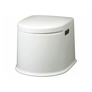 【スーパーセール ポイント5倍】山崎産業 ポータブルトイレP型 PT−P11【ポータブルトイレ ポータブル 排泄 消臭 簡易 介護 福祉 介護用品】