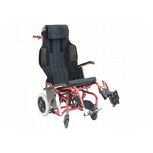 カナヤママシナリー ティルト・リクライニング車いす emigo2(えみーご2)標準仕様【介助式 リクライニング ティルト 多機能 車椅子 車イス】