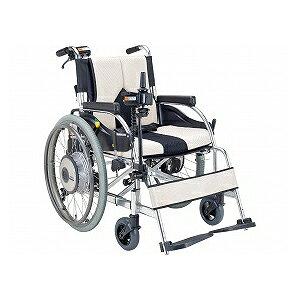 【お買い物マラソン ポイント5倍】マキテック 電動車いす e−COLORS KC−JWX−1【自走式 電動 車いす 車イス くるまいす 電動カート シニアカー セニアカー 軽量車椅子 コンパクト収納 自走
