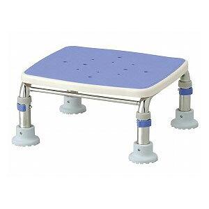 アロン化成 ステンレス製浴槽台R あしぴた20‐30【介護 椅子 風呂 シャワー チェアー 浴槽台】