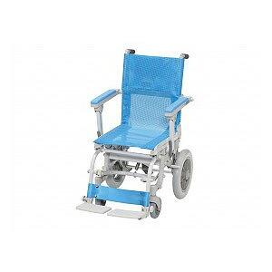 ウチエ シャワースカールD SW6302 穴なしシート【介護 お風呂 シャワーキャリー 入浴 車イス 椅子】