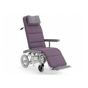【お買い物マラソン ポイント5倍】カワムラサイクル フルリクライニング介助型車椅子 標準タイプ RR60N【介助式 フルリクライニング 多機能 車椅子 車イス】