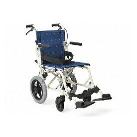 【お買い物マラソン ポイント5倍】カワムラサイクル 介助型車いす 旅ぐるま KA6【車椅子 車いす 自走用 軽量 折りたたみ コンパクト アルミ】