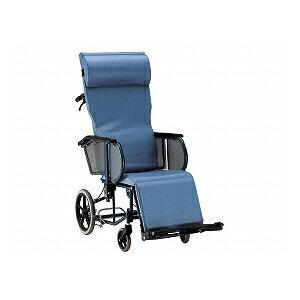 松永製作所 フルリクライニング介助型車いす エスコート FR−11R【介助式 フルリクライニング 多機能 車椅子 車イス】