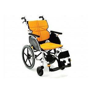 松永製作所 ネクストコア《スタンダード》 NEXT−21B(介助型車いす)【車椅子 車いす 介助用 軽量 折りたたみ アルミ】