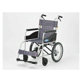 日進医療器 NEO−2 (介助型車いす)【車椅子 車いす 介助用 軽量 折りたたみ アルミ】