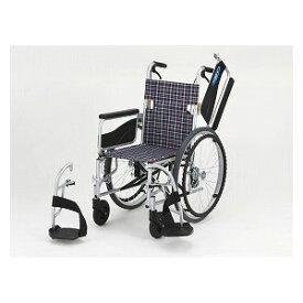日進医療器 多機能タイプ NEO−1W(自走型車いす)【車椅子 車いす 自走用 軽量 折りたたみ アルミ】