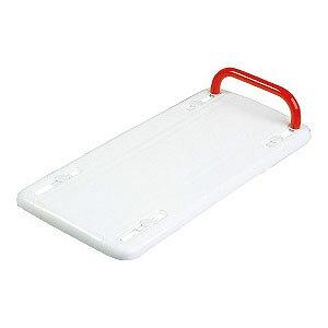 【7/6まで限定 最大450円OFFクーポン】相模ゴム バスボードBタイプ手すり赤セット RB1116 73cm【介護 浴槽台 バスボード 移乗 入浴介助】