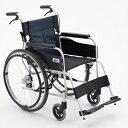 ミキ USG-1 自走型スタンダード車いす 40(自走用車いす)【福祉 介護用品 車椅子 車イス 車いす くるまいす 高齢者在…