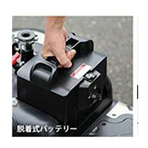 【バッテリーのみ】NOAA モバイル アルファ 電動カート専用バッテリー【自走式 電動 車いす 車イス くるまいす 電動カート シニアカー セニアカー 軽量車椅子 コンパクト収納 自走式車椅