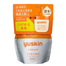 ユースキン製薬 ユースキン ポンプ用つけかえパウチ 【介護 手荒れ かかとのひび割れ 肌の乾燥 水仕事】