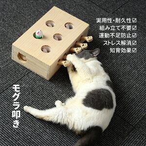 決算セール500円OFF猫 おもちゃ もぐら 猫じゃらし モグラ叩き 猫遊び 猫じゃれ モグラ叩き 木箱 猫じゃらし 知育 ペットグッズ (5穴) 猫 木製 ネコ ねこのおもちゃ 厳選木材使用 安全素材 木箱