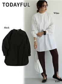 追加予約 TODAYFUL トゥデイフル Vintage Dress Shirts 19Autumn 予約2 11920407 シャツ・ブラウス ビンテージドレスシャツ