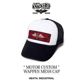a6aa068e0ec67 キャップ メンズ メッシュキャップ 帽子 バイク バイカー アウトドア HEATH. ヒース BLUEPORT ブルーポート 横浜 大人