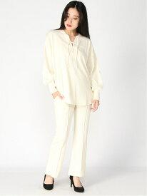 [Rakuten Fashion]【SALE/60%OFF】リラックスカットセットアップ Heather ヘザー カットソー カットソーその他 ホワイト ベージュ ブラック【RBA_E】